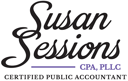 Susan Sessions CPA Logo